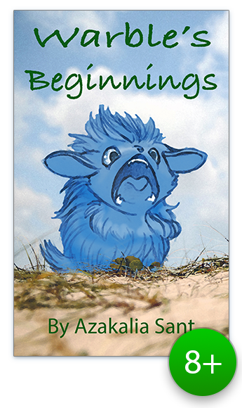 Warble's Beginnings Book Cover